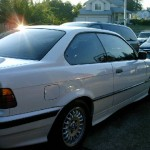 BMW Portland Window Tint