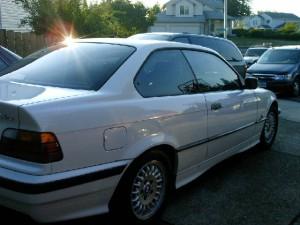 BMW Portland Window Tint