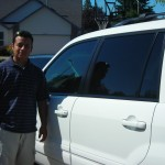 PDX Window Tint Happy Customer