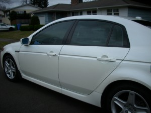 Portland Acura Window Tinting