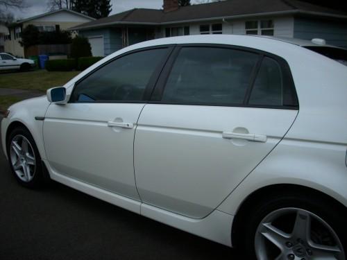 Portland Acura Window Tinting