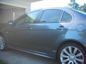 Portland Auto Tint -Mitsubishi