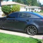 Portland Car Tint-Lexus