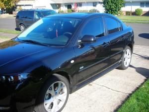Portland Mazda Window Tint