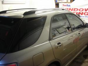 Portland Subaru Window Tint Specialist