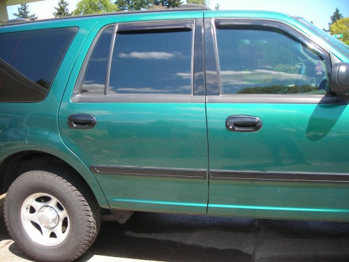 Portland Window Tint- Ford Expedition