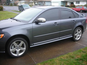Portland Window Tint - Mazda