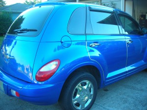 Portland Window Tinting - Chrysler PT Cruiser