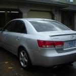 Portland Window Tinting -Hyundai