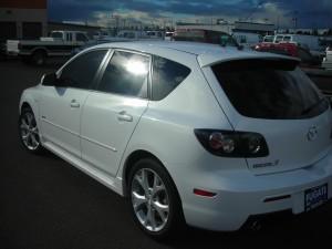 Portland Window Tinting - Subaru