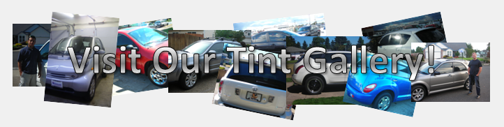 Portland Window Tint Gallery