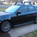 Subaru Portland Window Tint