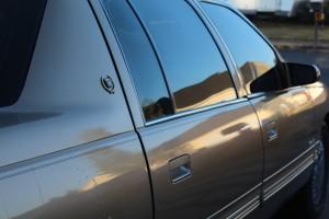 99 Cadillac Portland Window Tinting