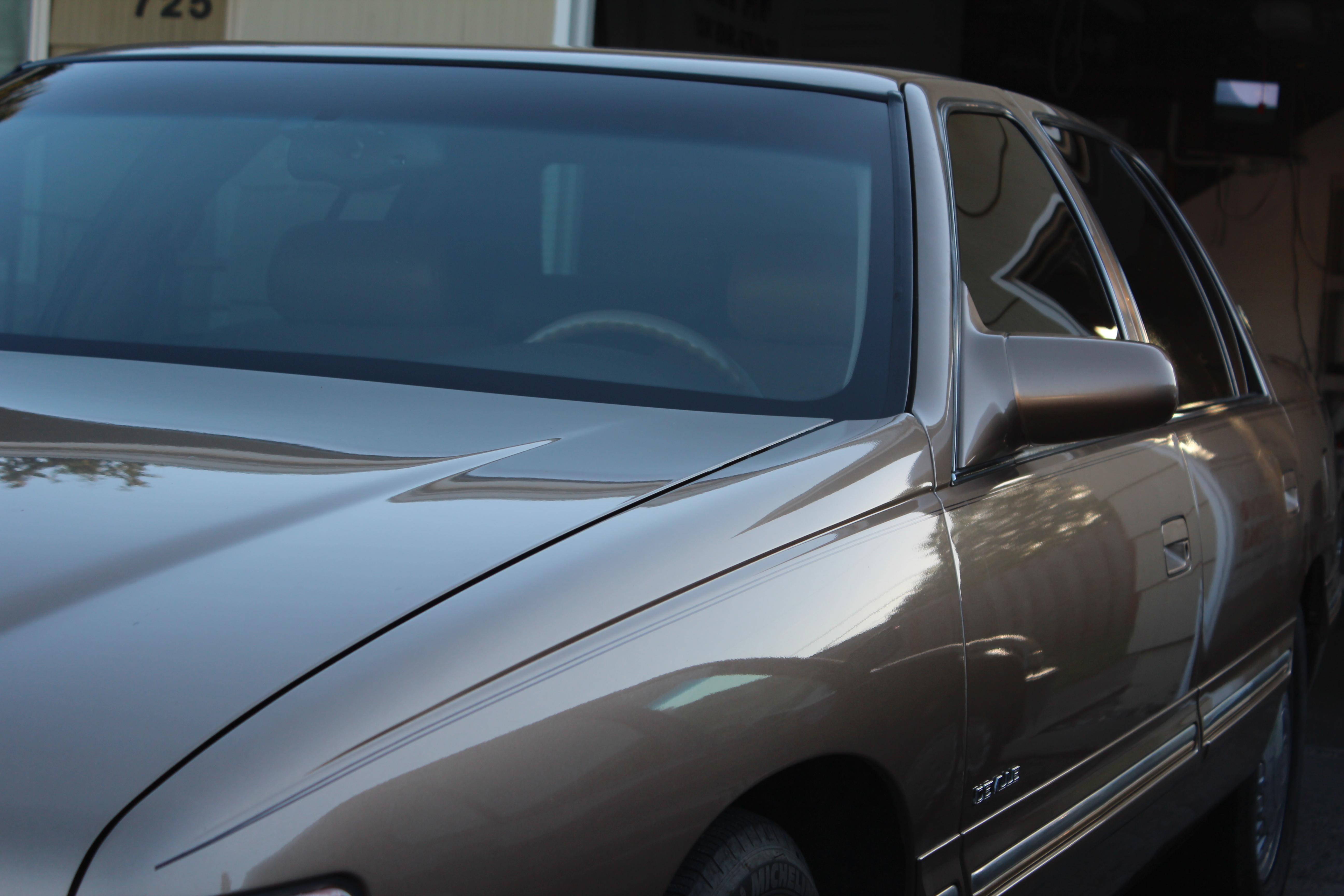 Portland Window Tint 99 Cadillac